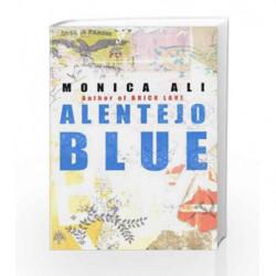 Alentejo Blue by Monica Ali Book-9780385604871