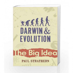 Darwin And Evolution (Big Ideas) by Paul Strathern Book-9780099238225