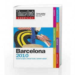Time Out Shortlist Barcelona 2010 by Time Out Guides Ltd Book-9781846701351