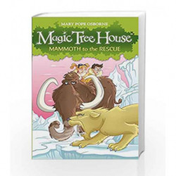 Magic Tree House 7: Mammoth to the Rescue by Mary Pope Osborne Book-9781862305687