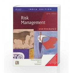 Risk Management and Insurance by Robert Hoyt Book-9788131503300