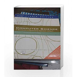 Computer Science: A Structured Programming Approach Using C by  Book-9788131503638