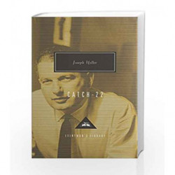 Catch 22 (Everyman Classics) by Joseph Heller Book-9781857152203