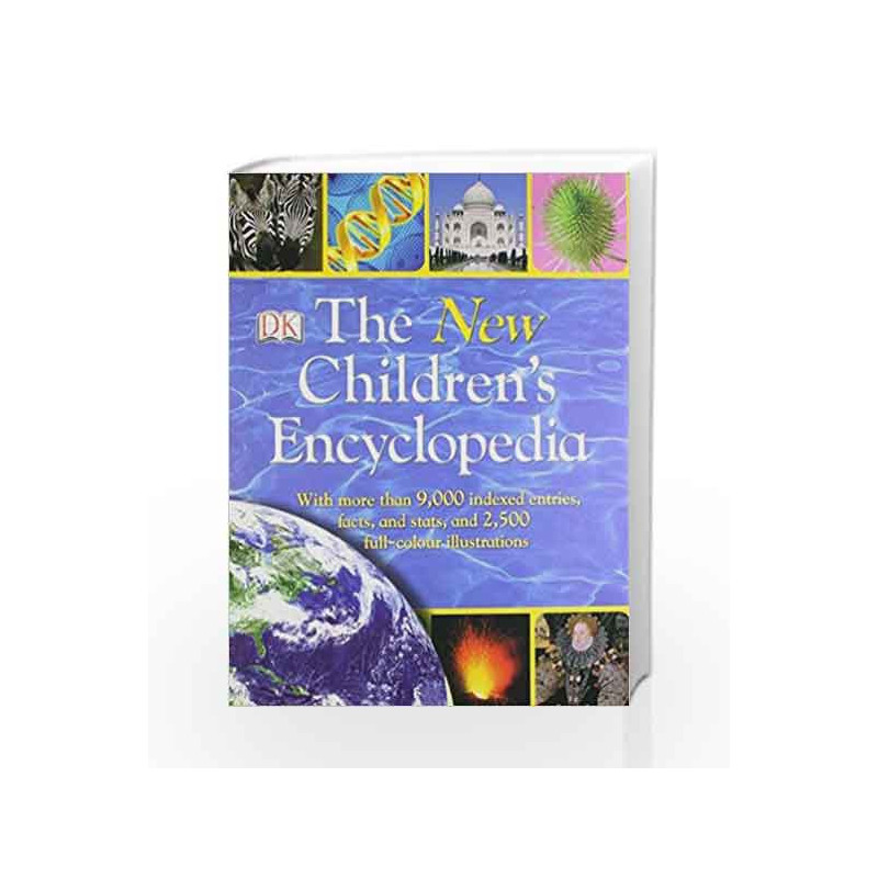 The New Children's Encyclopedia by NA Book-9781405336581