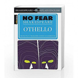 No Fear Shakespeare: Othello by SparkNotes Editors Book-9781586638528