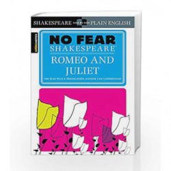 No Fear : Romeo and Juliet (No Fear Shakespeare) by William Shakespeare Book-9781586638450