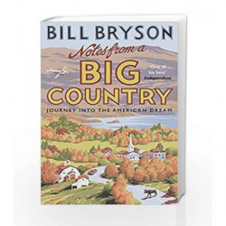 Notes From A Big Country (Bryson) by Bill Bryson Book-9780552997867