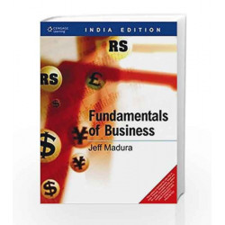 Fundamentals of Business by Jeff Madura Book-9788131504222