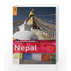 The Rough Guide to Nepal by James McConnachie Book-9781848361386