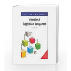 International Supply Chain Management by Pierre A. David Book-9788131505519