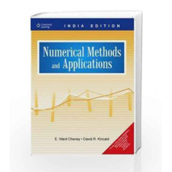 Numerical Methods And Applications by David R. Kincaid E. Ward Cheney Book-9788131505823
