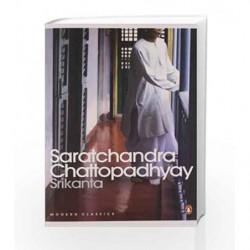 Srikanta by Chattopadhyay, Saratchandra Book-9780143066477
