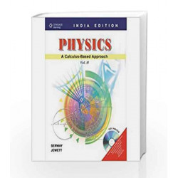 Physics: A Calculus-Based Approach: Vol. II by Raymond A. Serway Book-9788131507971
