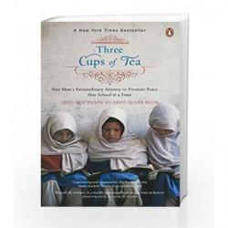 Three Cups Of Tea by Mortenson, Greg Book-