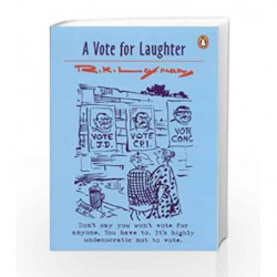 A Vote for Laughter by Laxman, R. K. Book-9780143030867