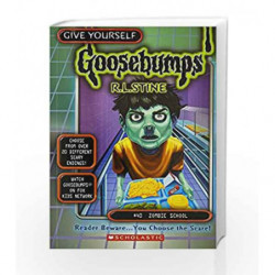 Zombie School (Give Yourself Goosebumps - 40) by STINE R. L. Book-9780590993975
