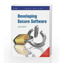 Developing Secure Software by Grembi Book-9788131508886