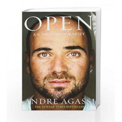 Open: An Autobiography by Agassi  Andre Book-9780007416790