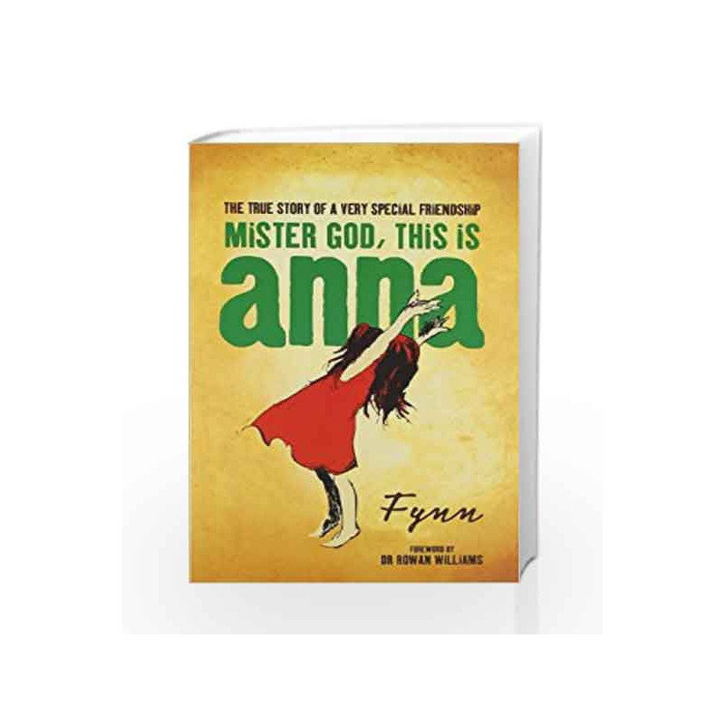 Mister God, this is Anna by FYNN Book-9780007412662