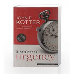 A Sense of Urgency by KOTTER JOHN P. Book-9781422152300