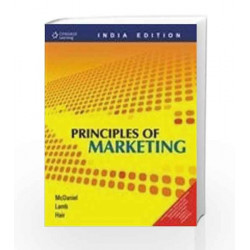 Principles of Marketing by Charles W. Lamb Book-9788131509821