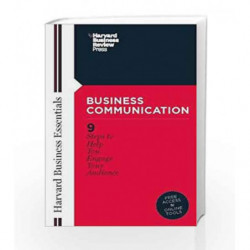 Harvard Business Essentials, Guide to Business Communication by NA Book-9781591391135