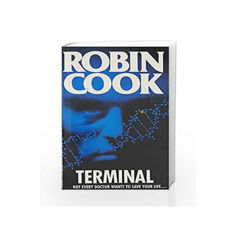 Terminal by Cook, Robin Book-9780330321488