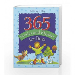 365 Stories and Rhymes for Boys: A Story a Day by NA Book-9781407513881