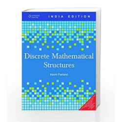 Discrete Mathematical Structures by Kevin Ferland Book-9788131510377