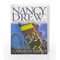 The Chocolate-Covered Contest (Nancy Drew on Campus) by Keene, Carolyn Book-9780671034436
