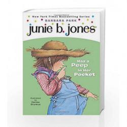 Junie B. Jones Has a Peep in Her Pocket (Junie B. Jones) (A Stepping Stone Book(TM)) by PARK BARBARA Book-9780375800405