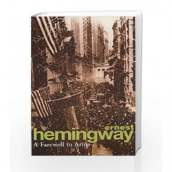 A Farewell To Arms by HEMINGWAY ERNEST Book-9780099910107
