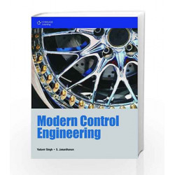 Modern Control Engineering by Yaduvir Singh Book-9788131511695