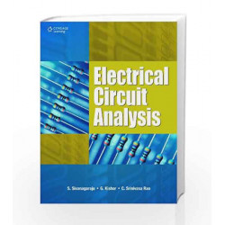 Electrical Circuit Analysis by S. Sivanagaraju Book-9788131511800