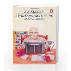 A Writer's Nightmare by R. K. Narayan Book-9780140107913