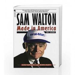 Sam Walton: Made In America by Sam Walton Book-9780553562835