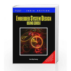Embedded System Design using C8051 by Han-Way Huang Book-9788131512241