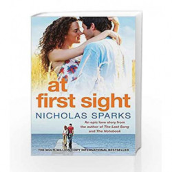 At First Sight by Nicholas Sparks Book-9780751536577