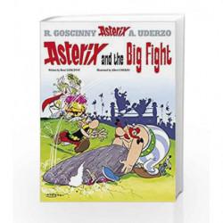 Asterix and the Big Fight: Album 7 by Albert Uderzo Book-9780752866178