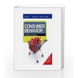 Consumer Behavior by Jay D. Lindquist Book-9788131512517