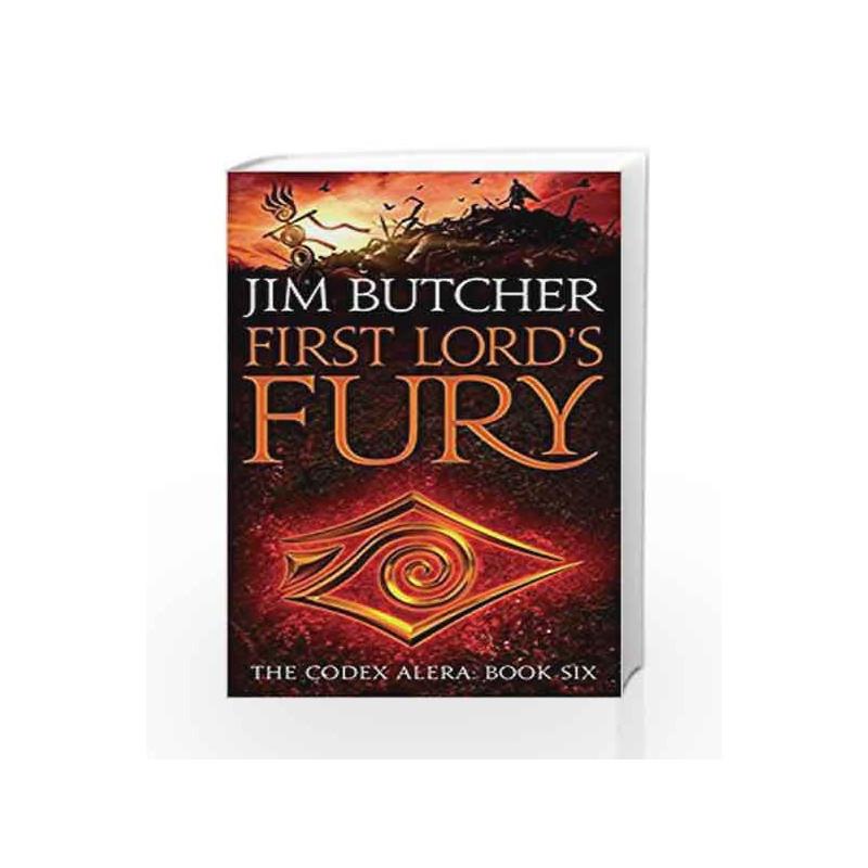 First Lords Fury (Codex Alera, Book 6)