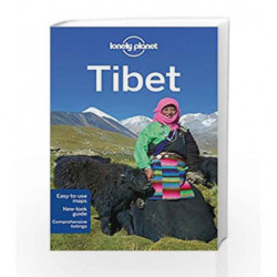 Lonely Planet Tibet (Travel Guide) by Bradley Mayhew Book-9781741792188