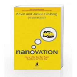 Nanovation How a Little Car Can Teach the World to Think Big by FREIBERG KEVIN Book-9780143415688