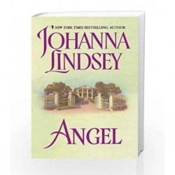 Angel (Wyoming Book 3) by Johanna Lindsey Book-