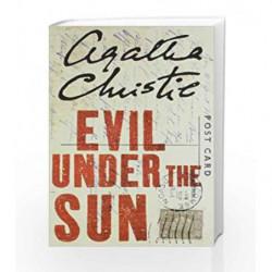Agatha Christie - Evil Under the Sun by Agatha Christie Book-9780007282371