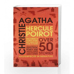 Hercule Poirot: The Complete Short Stories by Agatha Christie Book-9780006513773