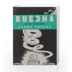 Ananda by Osamu Tezuka Book-9780007251605