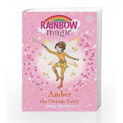 Rainbow Magic: The Rainbow Fairies: 3: Saffron the Yellow Fairy by Daisy Meadows Book-9781843620181