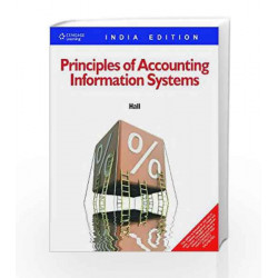 Principles of Accounting Information Systems by James A. Hall Book-9788131514313