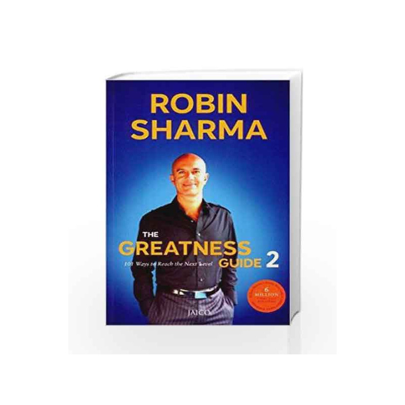 The Greatness Guide 2 by Sharma, Robin Book-9788179928141